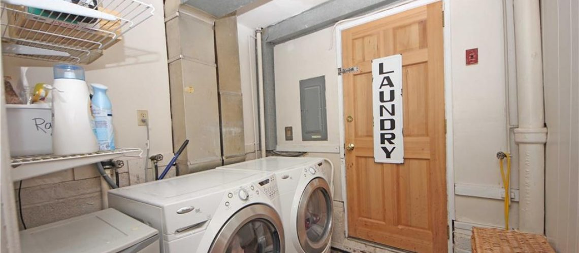 Laundry Room Transformation  :  Before
